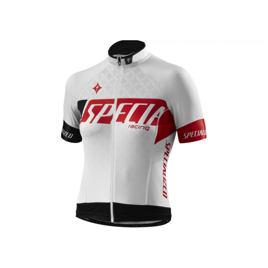 03bac3baa Specialized Women s SL Pro Team Shirt - White and Black